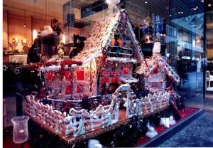 Hexenhaus zur Weihnachtszeit in Köln