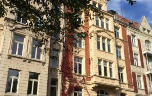 Stadtführung Kölner Südstadt: In der Kölner Südstadt gibt es noch viele Gründerzeithäuser.