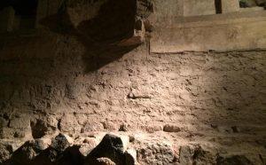 Unteridisches Köln: Groß St. Martin frühe mittelalterliche Krypta